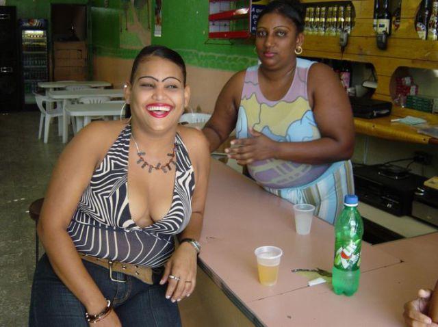 Republic prostitutes dominican Real